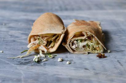 Chicken Shawarma - A tasty love story